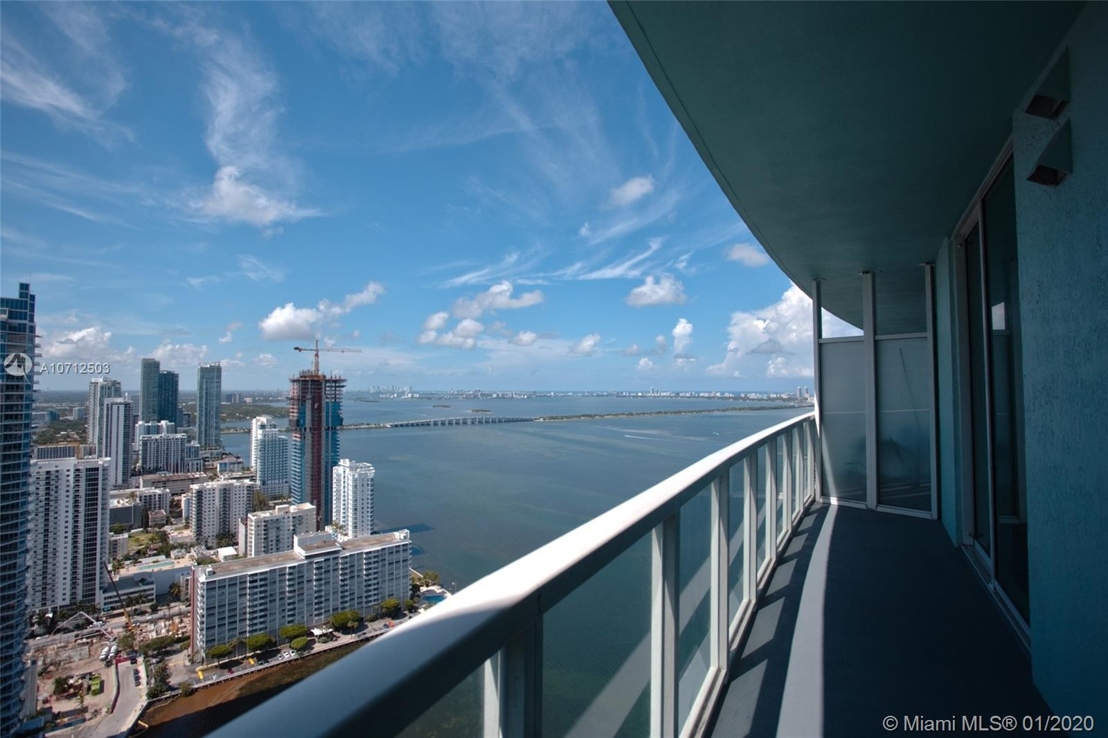 Quantum on the Bay #4406 - 1900 N BAYSHORE DR #4406, Miami, FL 33132