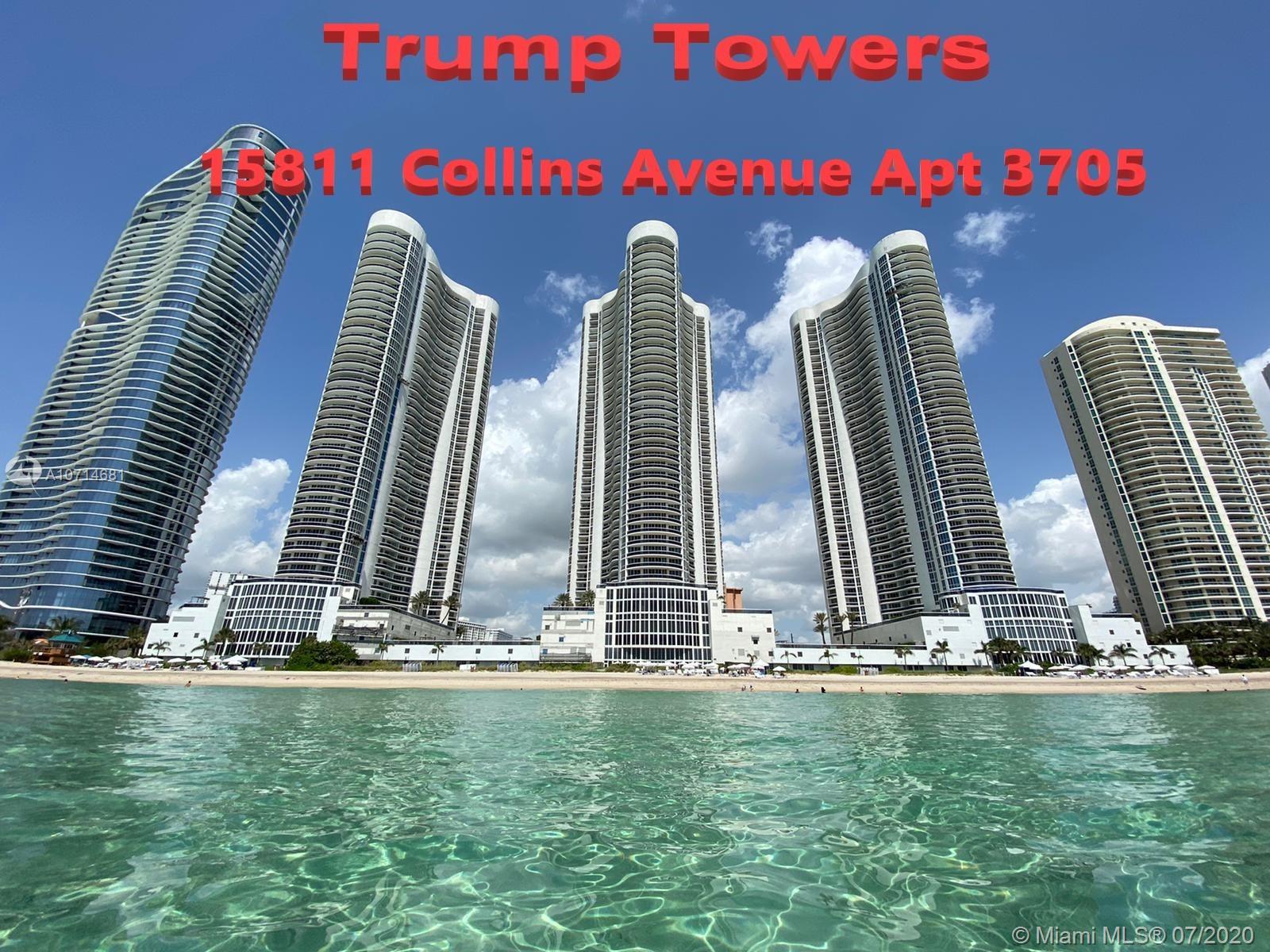 Trump Tower III #3705 - 15811 Collins Ave #3705, Sunny Isles Beach, FL 33160