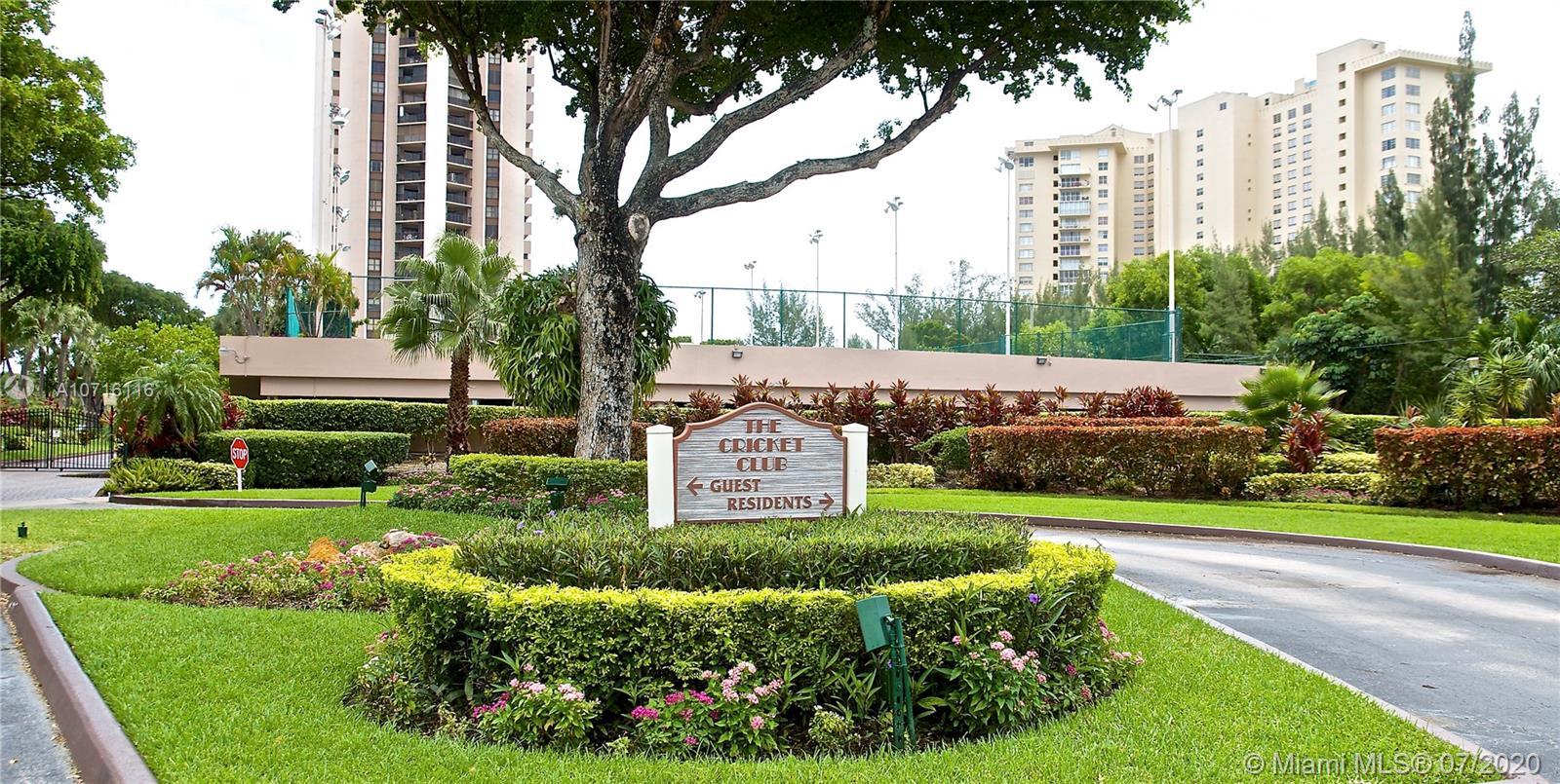 Cricket Club #402 - 1800 NE 114th St #402, Miami, FL 33181