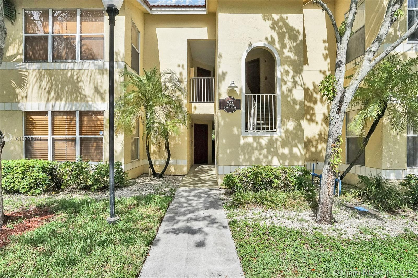 Property for sale at 437 Vista Isles Dr Unit: 2224, Sunrise,  Florida 33325