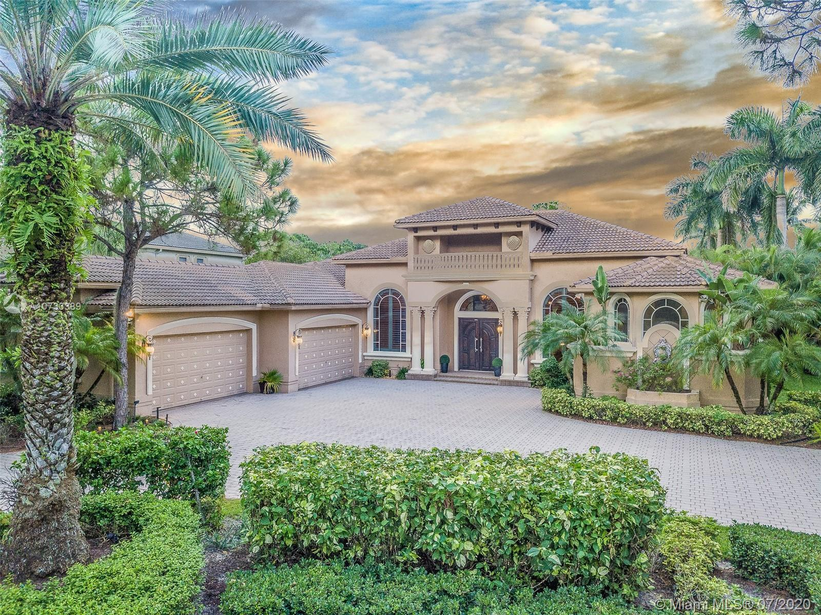 Property for sale at 5996 Pinewood Ave, Parkland,  Florida 33067