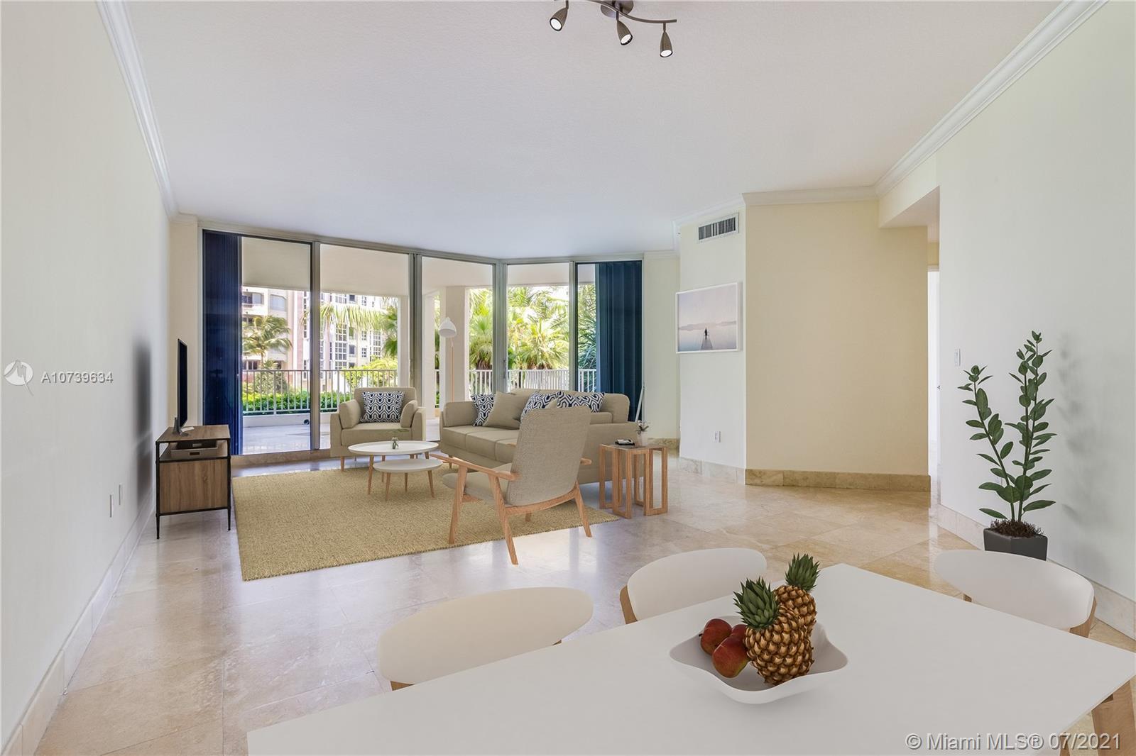 705 Crandon Blvd # 205, Key Biscayne, Florida 33149, 2 Bedrooms Bedrooms, ,2 BathroomsBathrooms,Residential,For Sale,705 Crandon Blvd # 205,A10739634