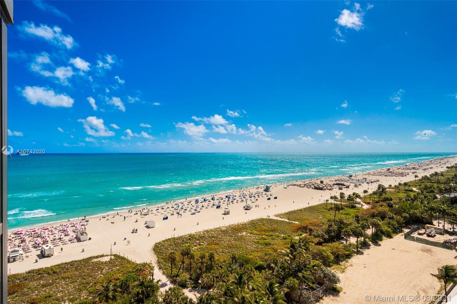 W South Beach #1228 - 2201 Collins Ave #1228, Miami Beach, FL 33139