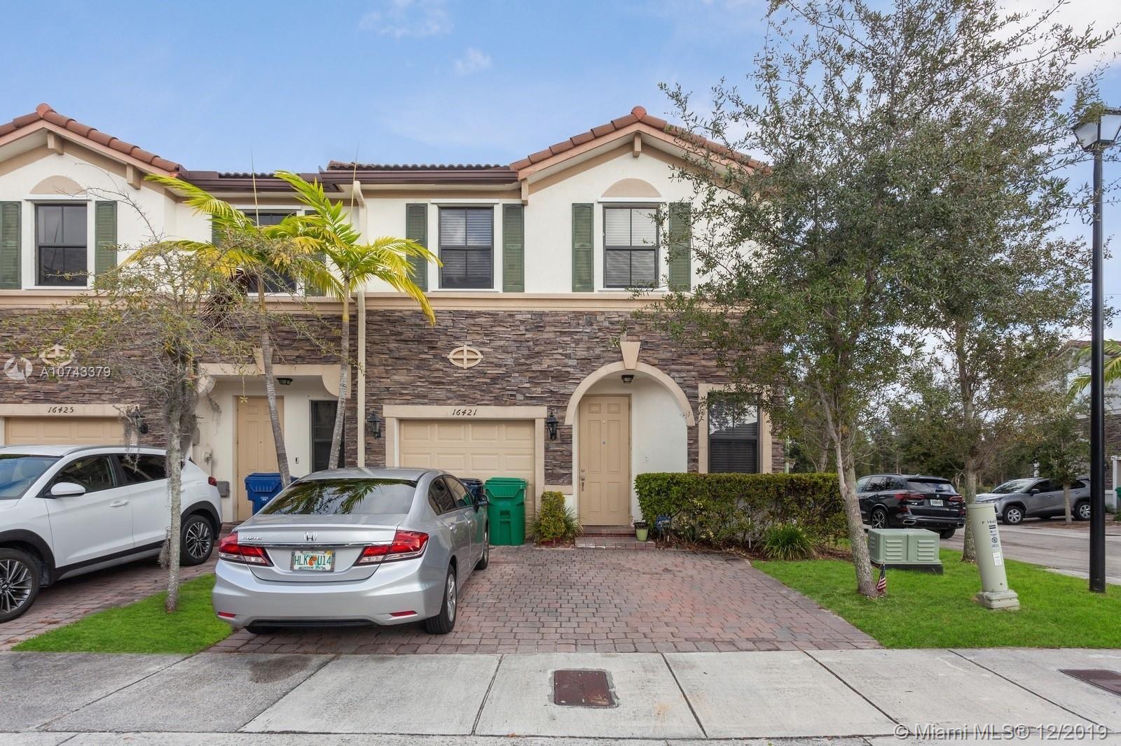 16421 SW 42th Terrace - Miami, Florida