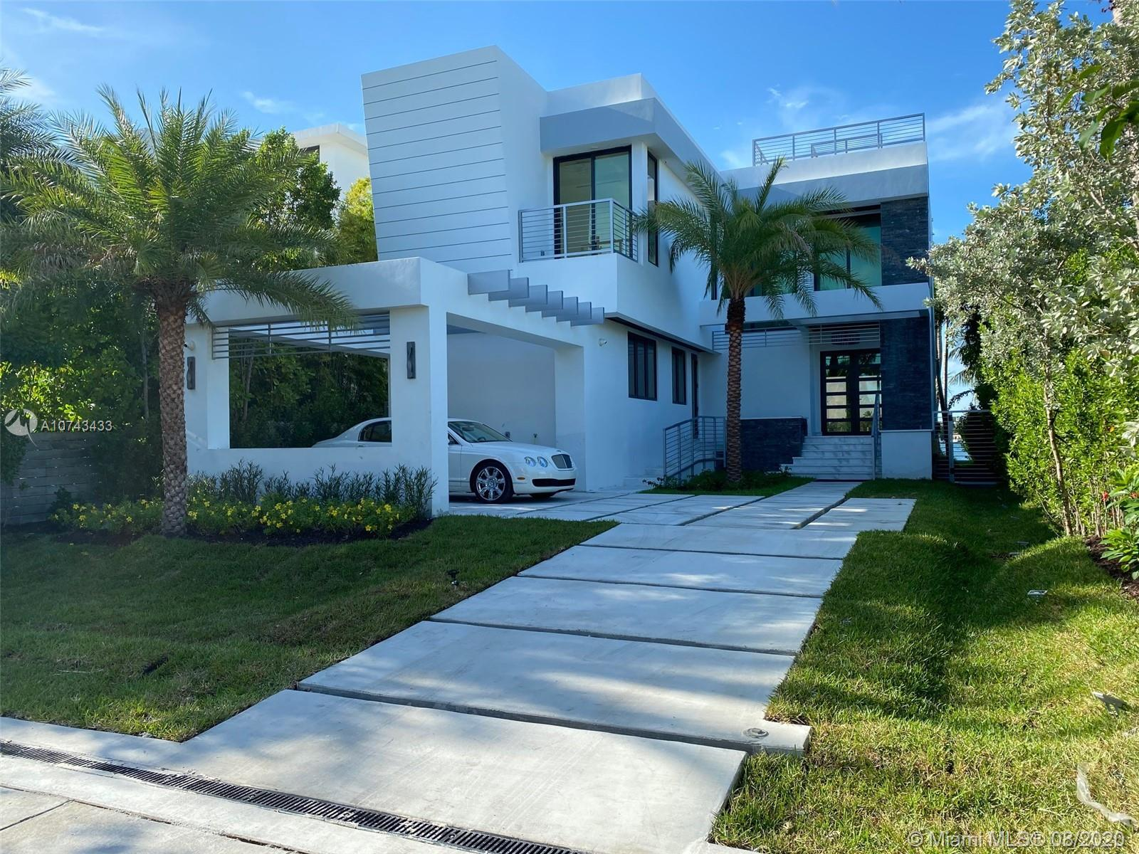 Biscayne Beach - 1311 Stillwater Dr, Miami Beach, FL 33141