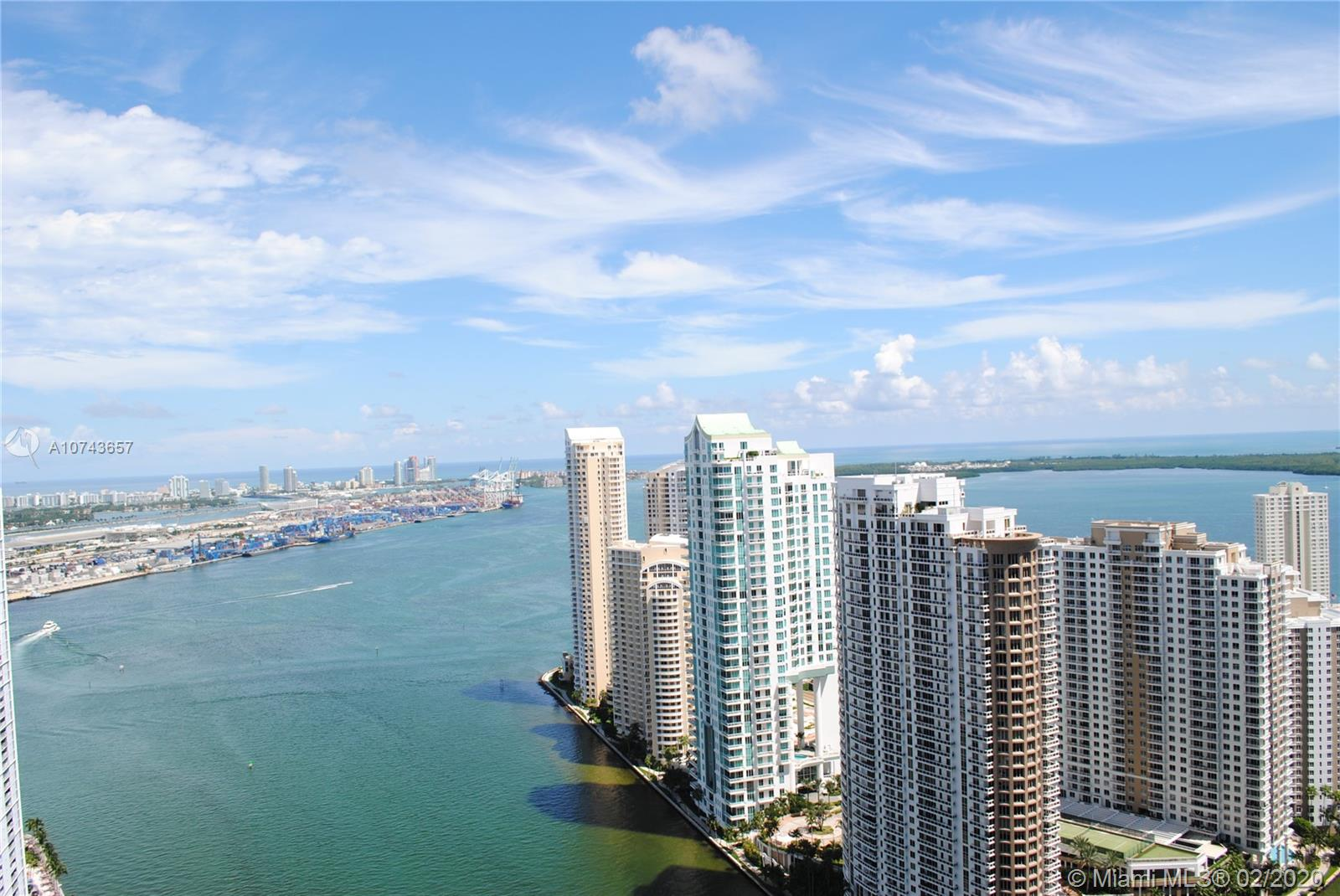 Epic Residences #4507 - 200 Biscayne Boulevard Way #4507, Miami, FL 33131