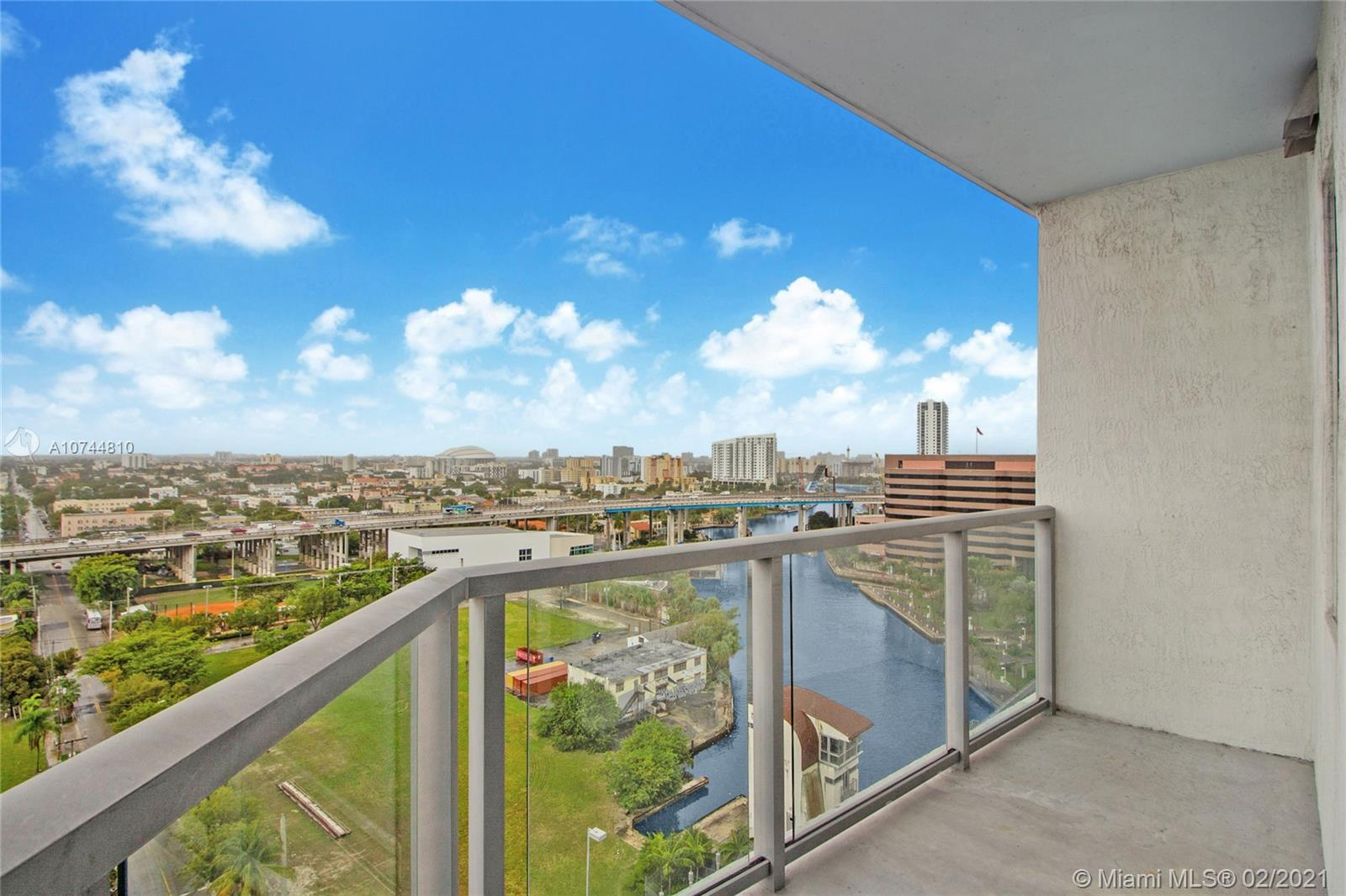 Latitude on the River #1402 - 185 SW 7th St #1402, Miami, FL 33130