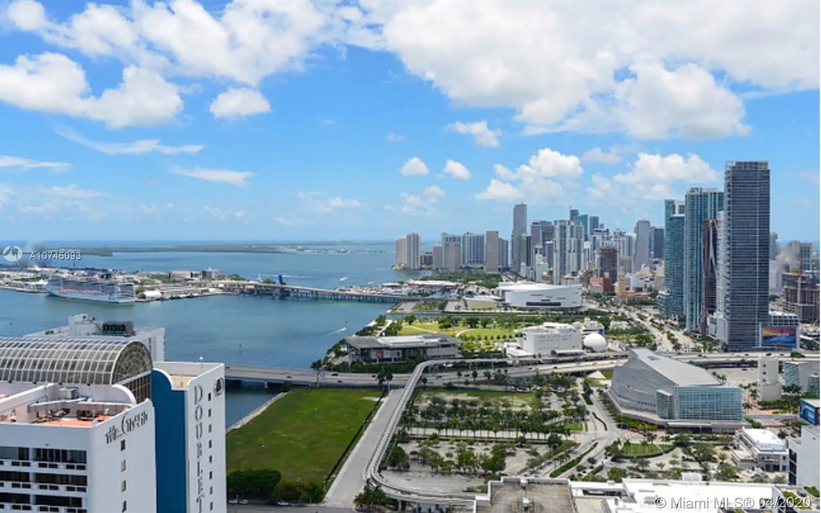 1750 N Bayshore Dr # 5214, Miami, Florida 33132, 2 Bedrooms Bedrooms, ,2 BathroomsBathrooms,Residential,For Sale,1750 N Bayshore Dr # 5214,A10745093