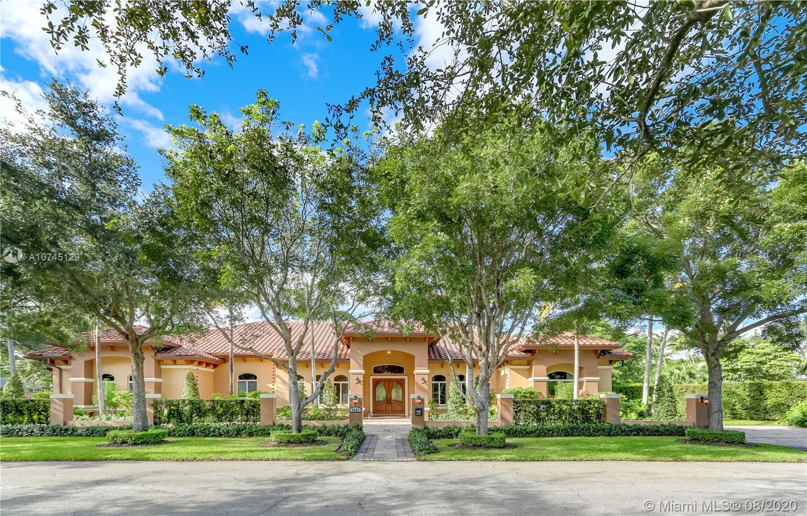 Pine Tree Estates - 8101 SW 133rd St, Pinecrest, FL 33156