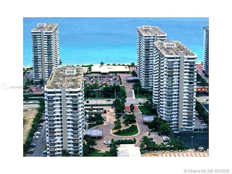 The Hemispheres One #21H - 1950 S Ocean Dr #21H, Hallandale Beach, FL 33009
