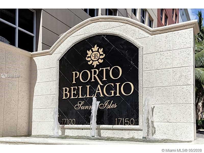 Porto Bellagio 1 #1813 - 17100 N Bay Rd #1813, Sunny Isles Beach, FL 33160