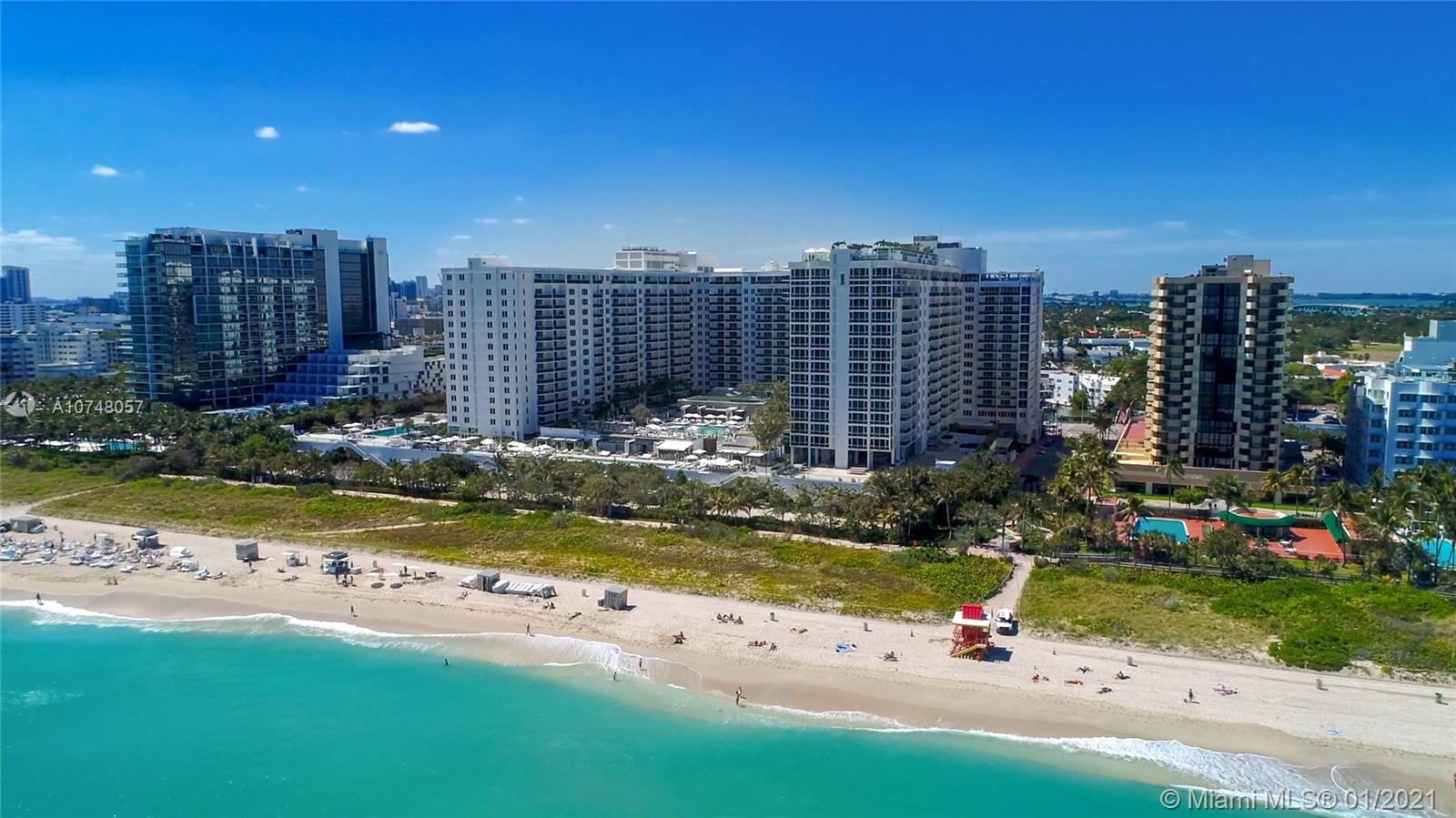 1 Hotel & Homes #931 - 102 24th St #931, Miami Beach, FL 33139
