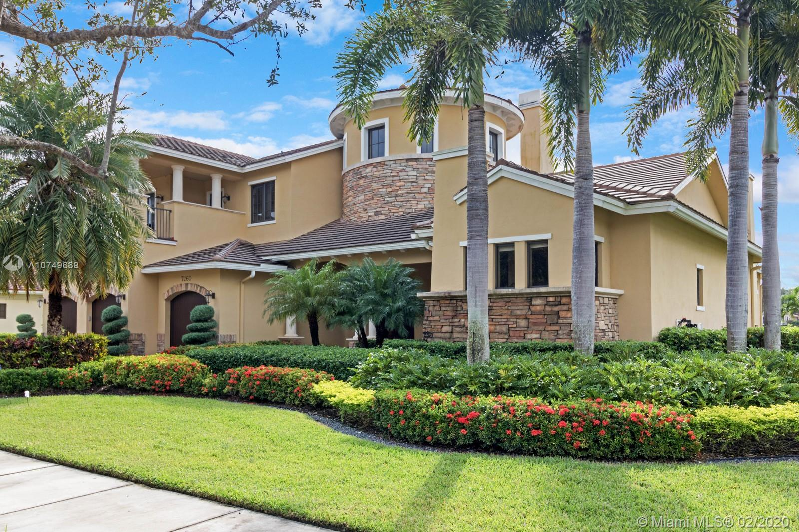 Property for sale at 7260 Lemon Grass Dr, Parkland,  Florida 33076