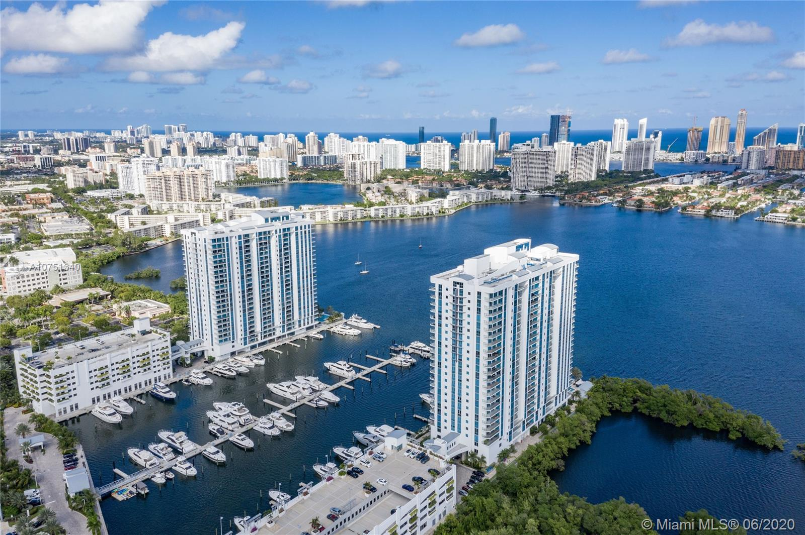 Marina Palms 1 #1206 - 17111 Biscayne Blvd #1206, North Miami Beach, FL 33160