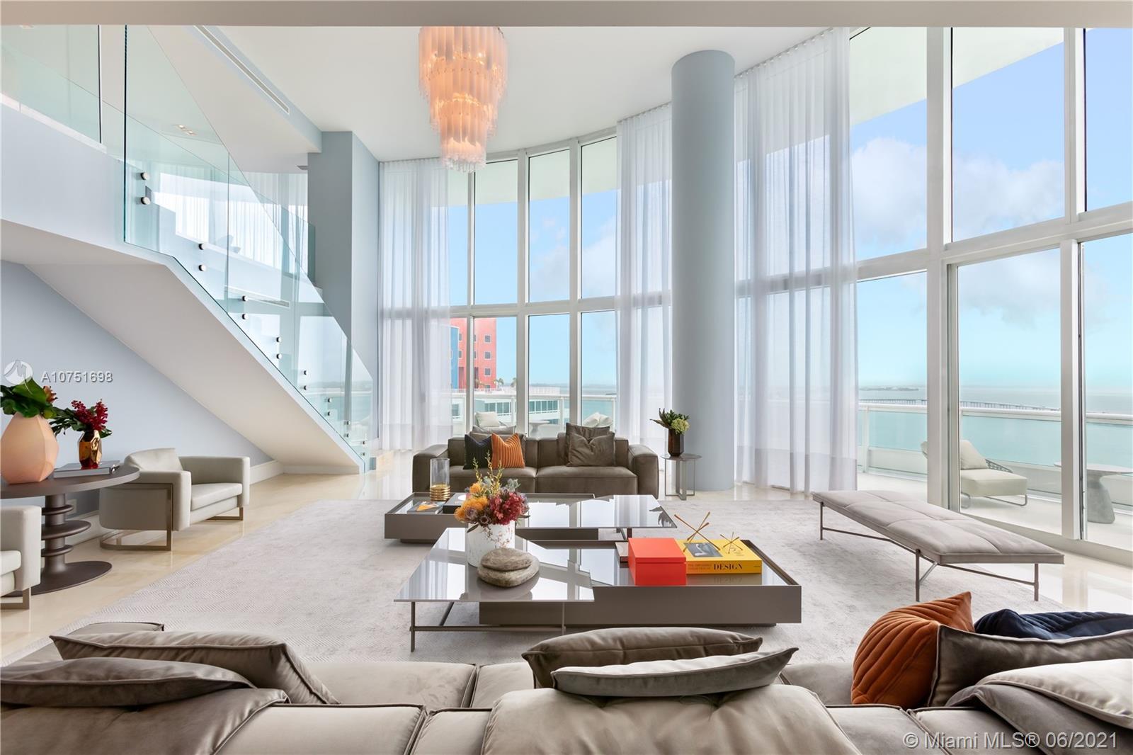 Santa Maria #2701 - 1643 Brickell Ave #2701, Miami, FL 33129