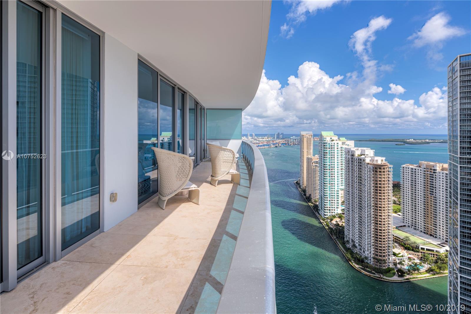 Epic Residences #4802 - 200 Biscayne Boulevard Way #4802, Miami, FL 33131
