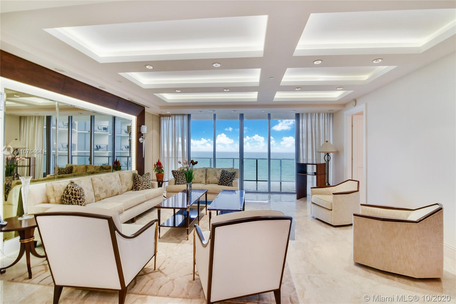 St Regis Bal Harbour North Tower #1103N - 9705 COLLINS AV #1103N, Bal Harbour, FL 33154
