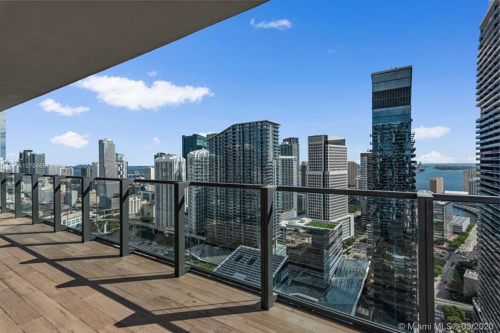 Rise Brickell City Centre #3401 - 88 SW 7th St #3401, Miami, FL 33130