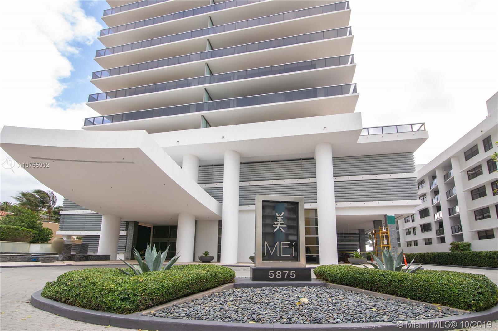 MEi Miami Beach #1705 - 5875 Collins Ave #1705, Miami Beach, FL 33140