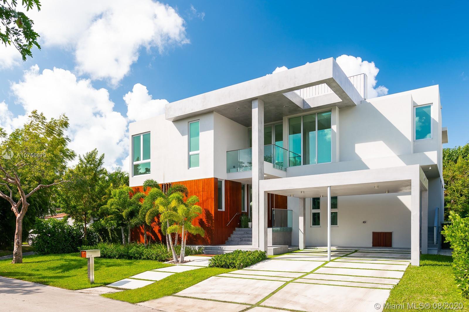 544 ridgewood rd - Key Biscayne, Florida