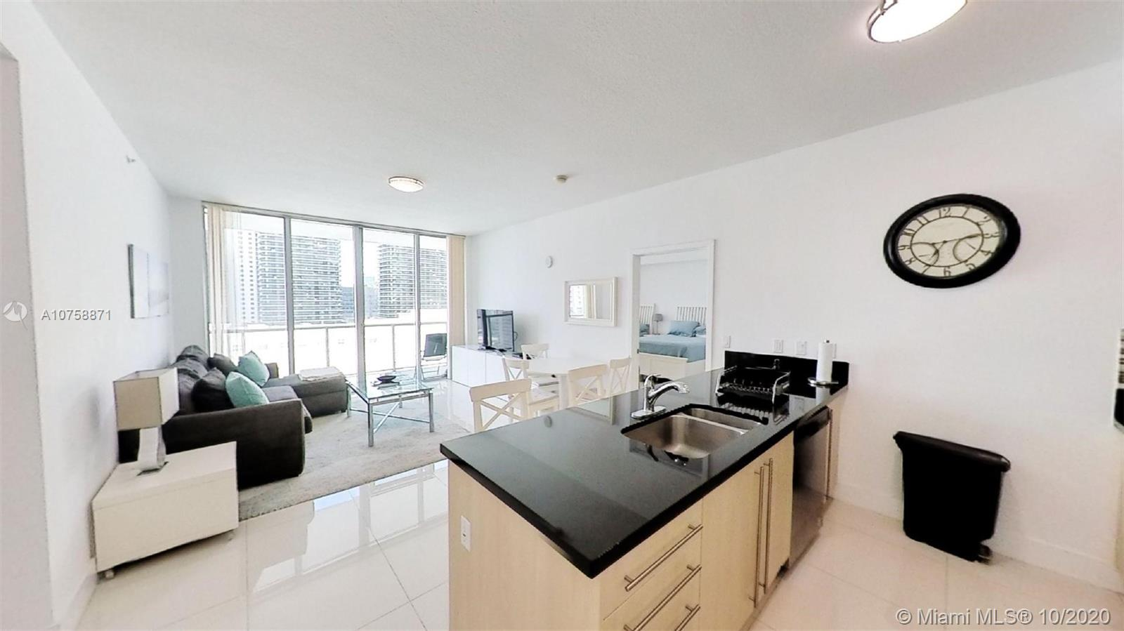 Axis on Brickell North Tower #1923 - 1111 SW 1st Ave #1923, Miami, FL 33130