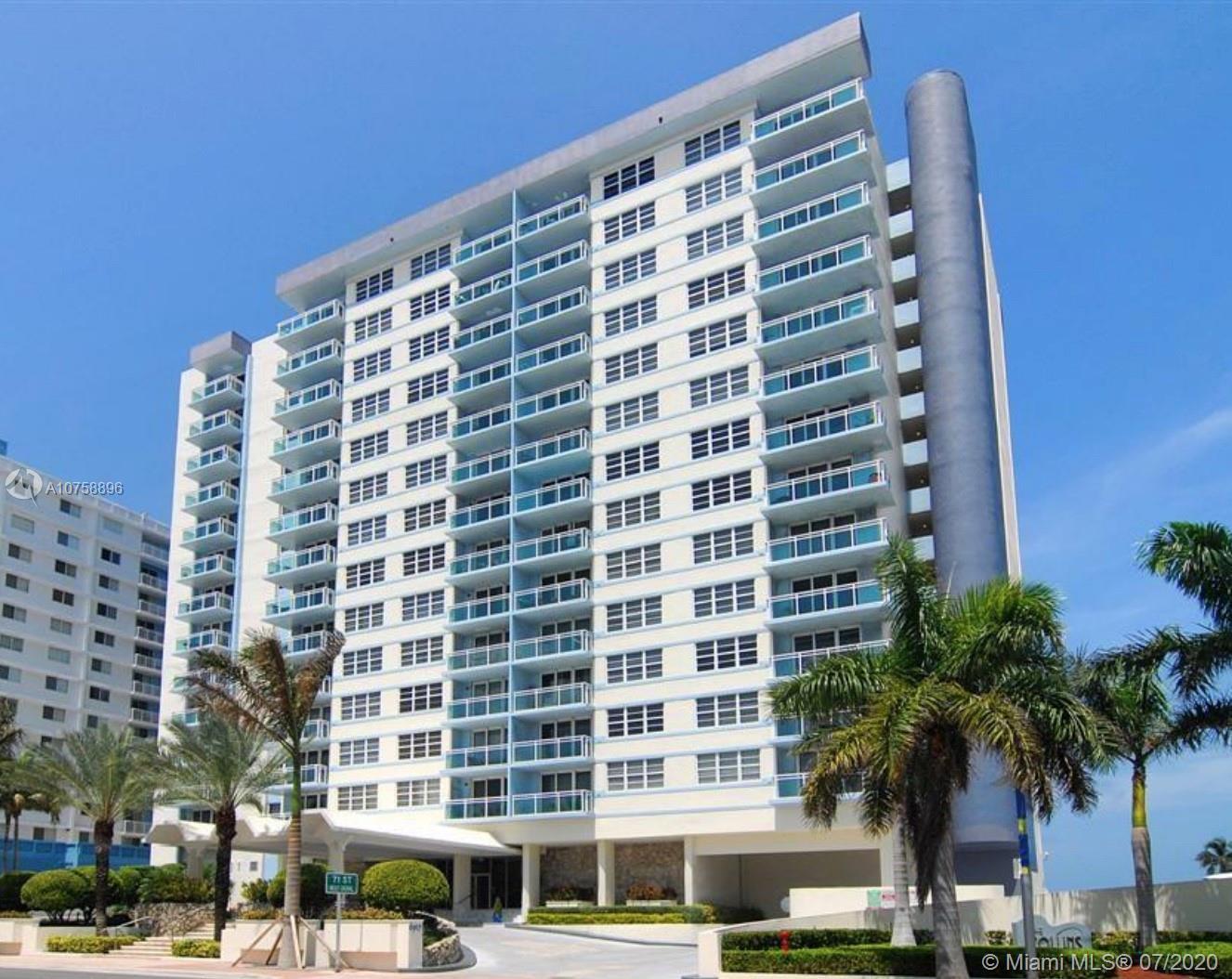The Collins #815 - 6917 Collins Ave #815, Miami Beach, FL 33141