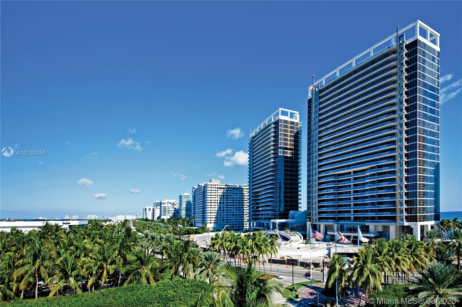 St Regis Bal Harbour North Tower #605N - 9705 Collins Ave #605N, Bal Harbour, FL 33154