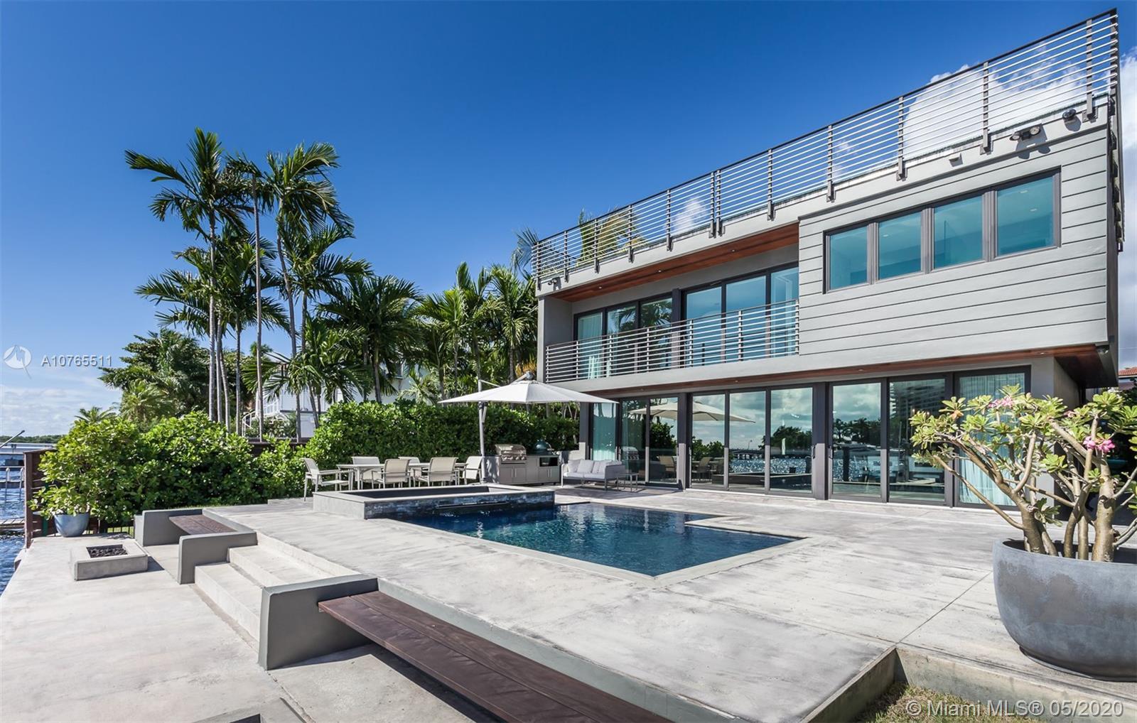 1814 S Bayshore Ln, Miami, Florida 33133, 5 Bedrooms Bedrooms, ,6 BathroomsBathrooms,Residential,For Sale,1814 S Bayshore Ln,A10765511