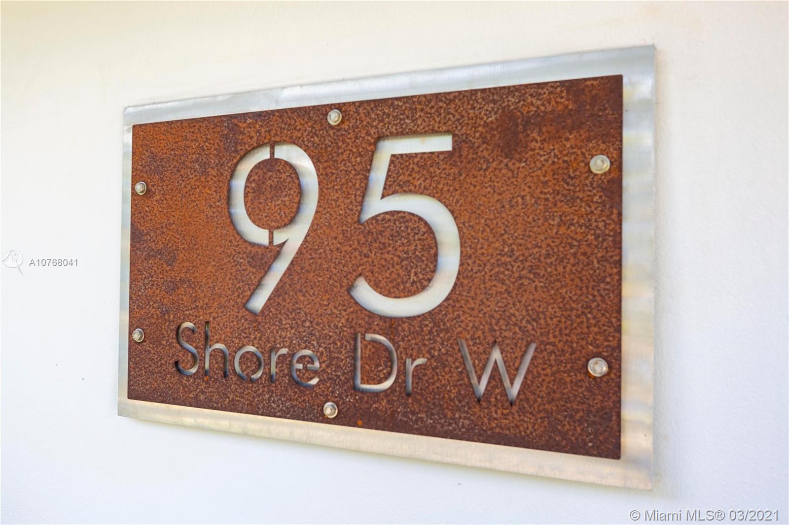 95 W Shore Dr W, Miami, Florida 33133, 6 Bedrooms Bedrooms, ,5 BathroomsBathrooms,Residential,For Sale,95 W Shore Dr W,A10768041