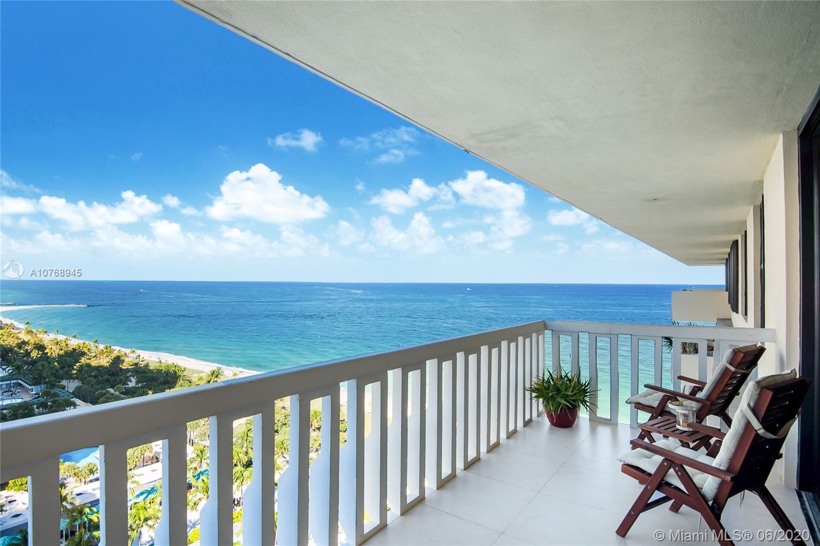 9801 Collins Ave #20C Ocean Views photo022