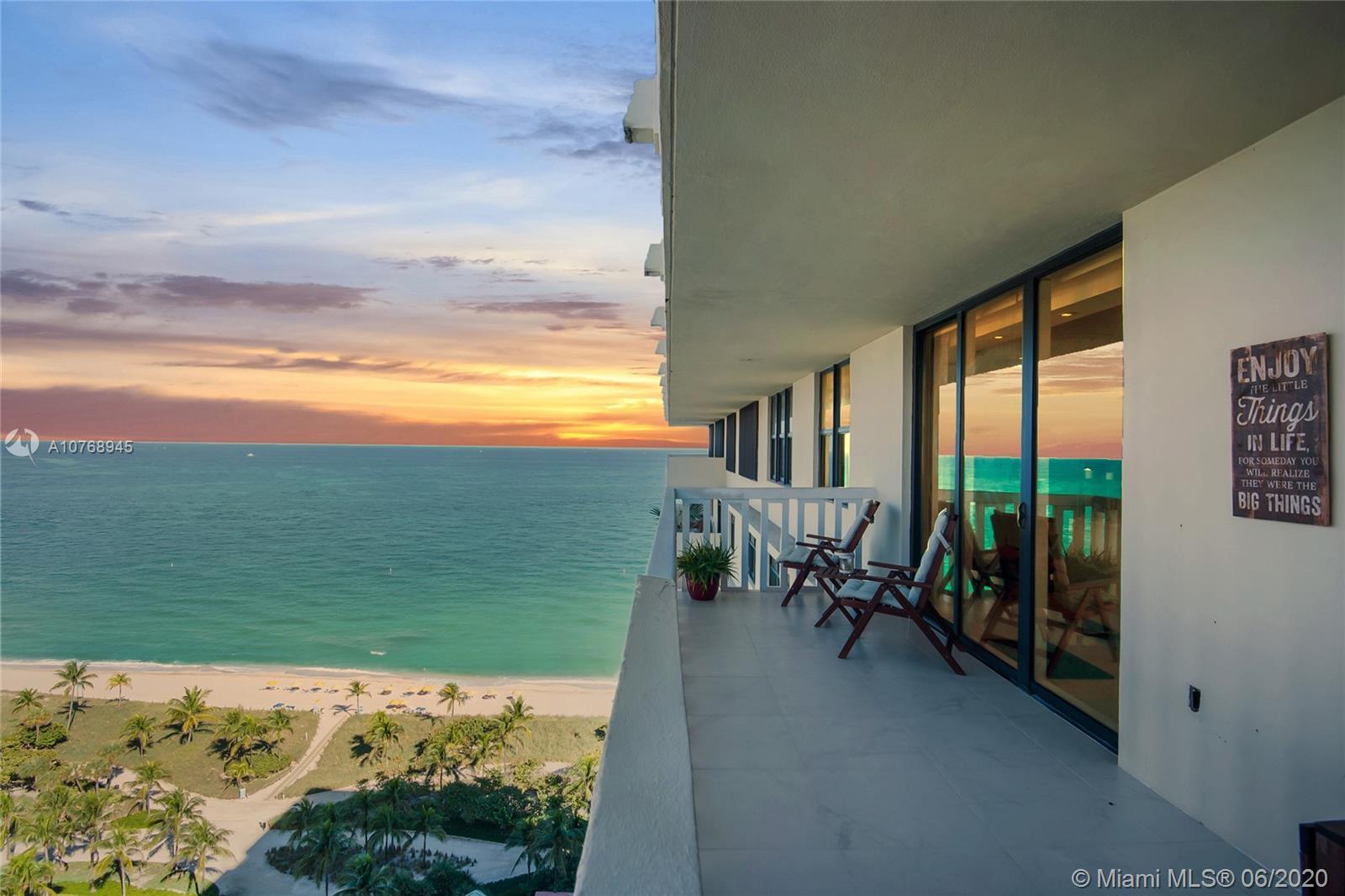 9801 Collins Ave #20C Ocean Views photo024