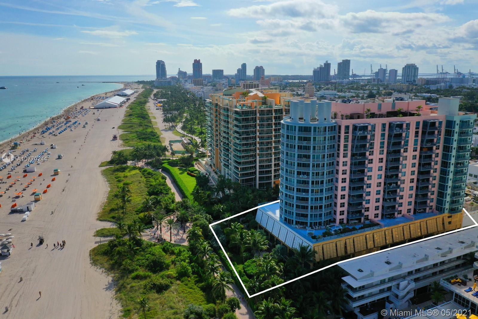 1500 Ocean Drive #508 - 1500 Ocean Dr #508, Miami Beach, FL 33139