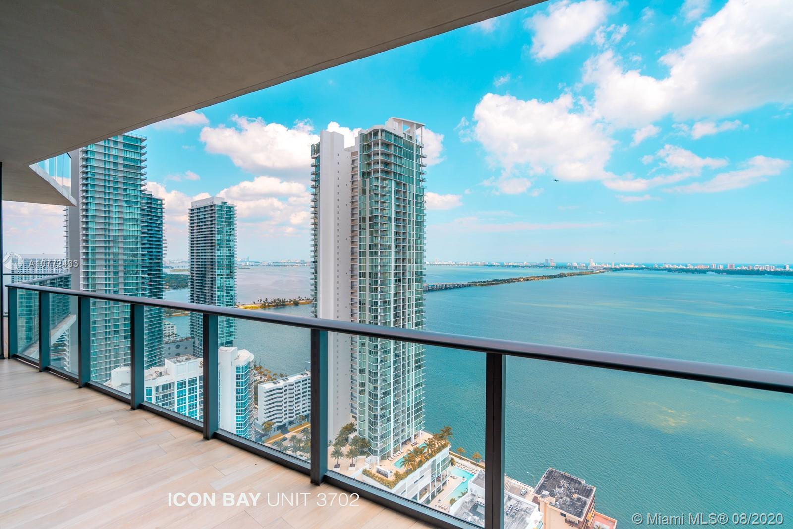 Icon Bay #3702 - 460 NE 28th St #3702, Miami, FL 33137