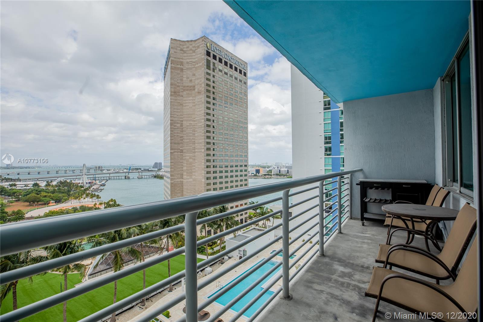 One Miami West #1918 - 325 S Biscayne Blvd #1918, Miami, FL 33131