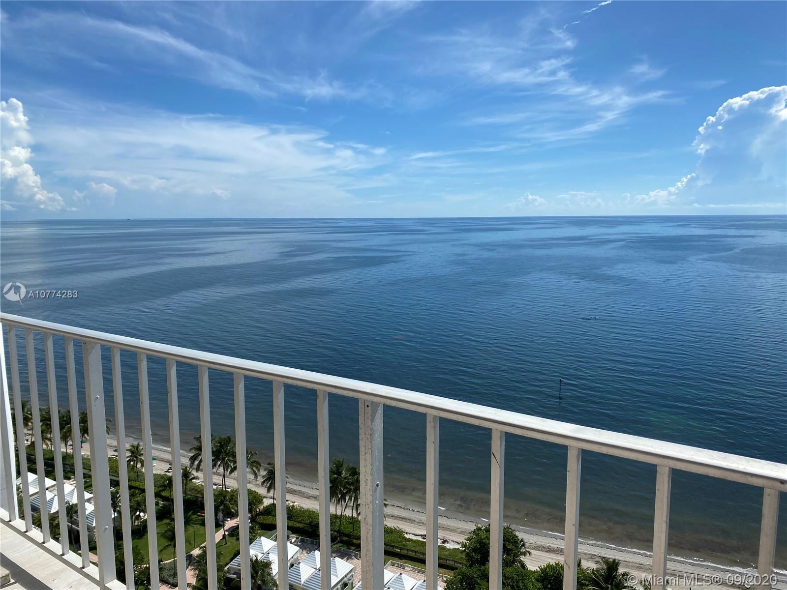 Casa del Mar #22F - 881 OCEAN DR #22F, Key Biscayne, FL 33149