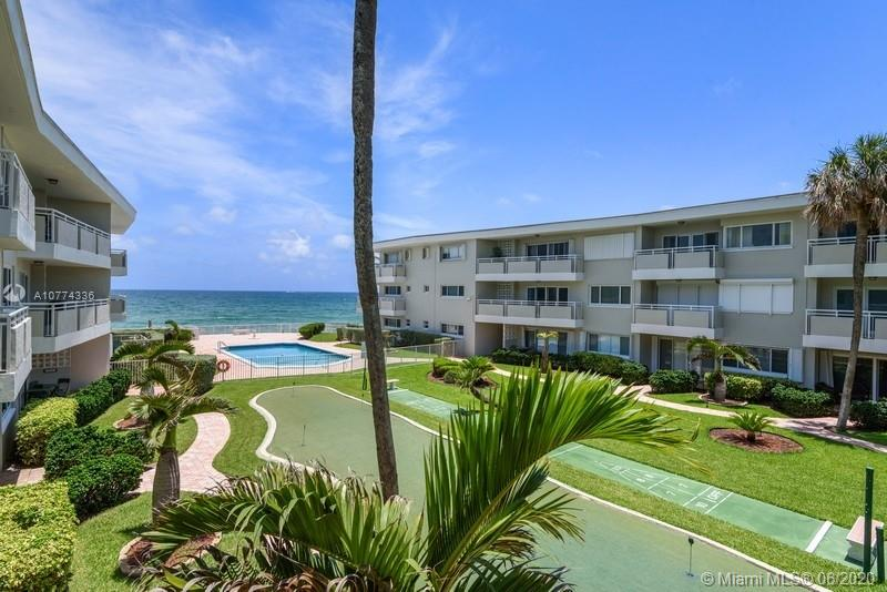 1199 E Hillsboro Mile # 211, Hillsboro Beach, Florida 33062, 2 Bedrooms Bedrooms, ,2 BathroomsBathrooms,Residential,For Sale,1199 E Hillsboro Mile # 211,A10774336