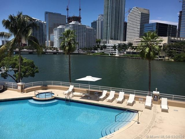 Courvoisier Courts #604 - 701 Brickell Key Blvd #604, Miami, FL 33131
