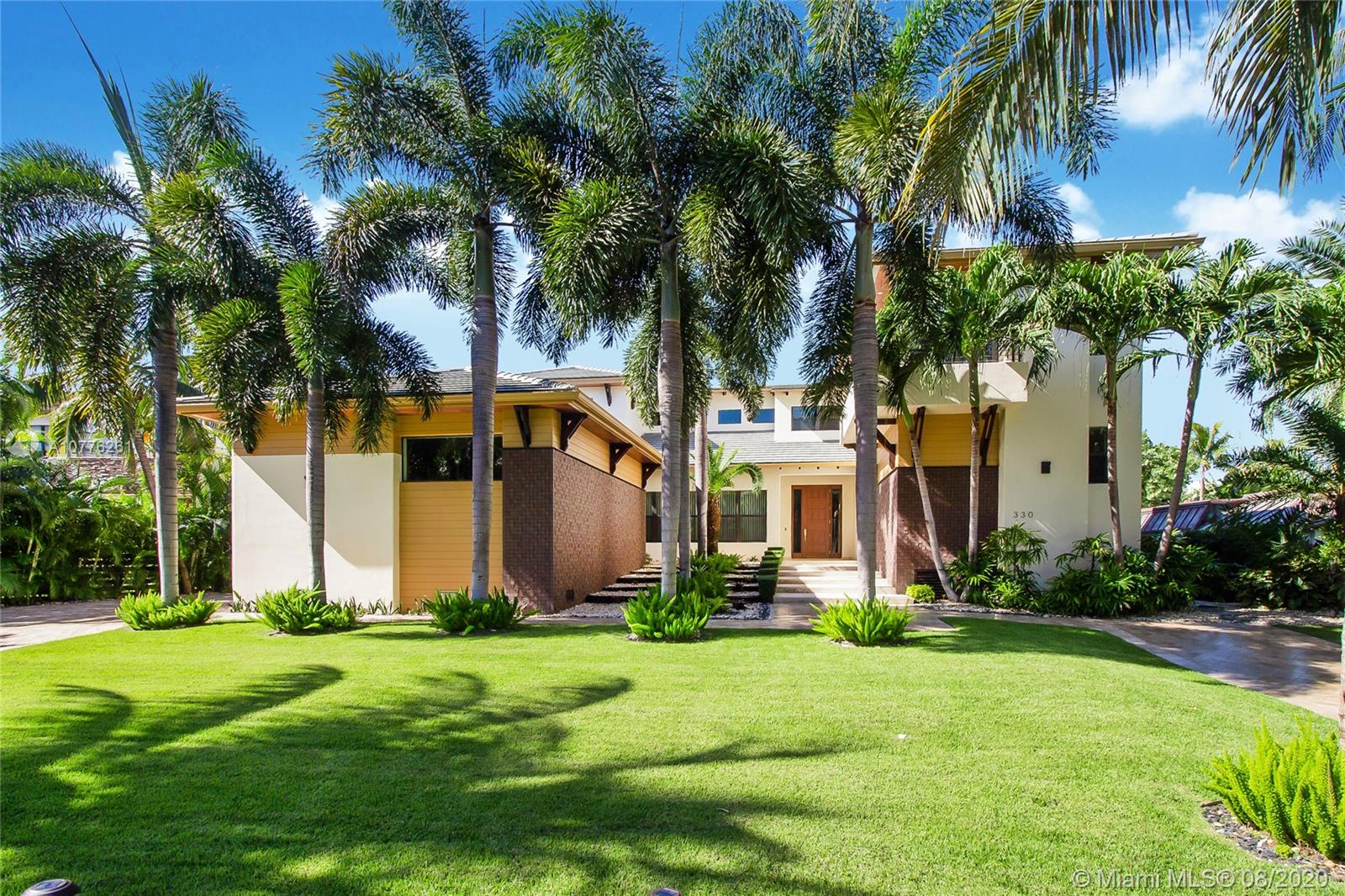 Property for sale at 330 Caribbean Rd, Key Biscayne,  Florida 33149