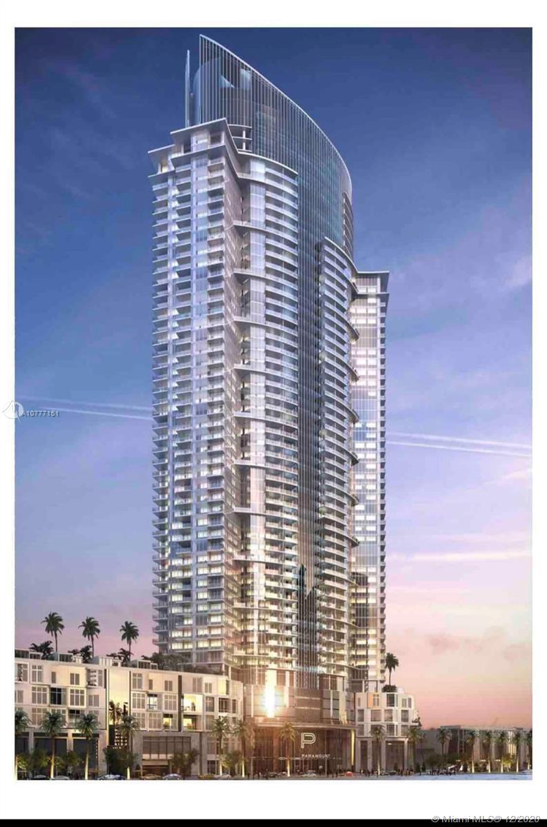 Paramount Miami Worldcenter #1202 - 851 NE 1st  Ave #1202, Miami, FL 33132