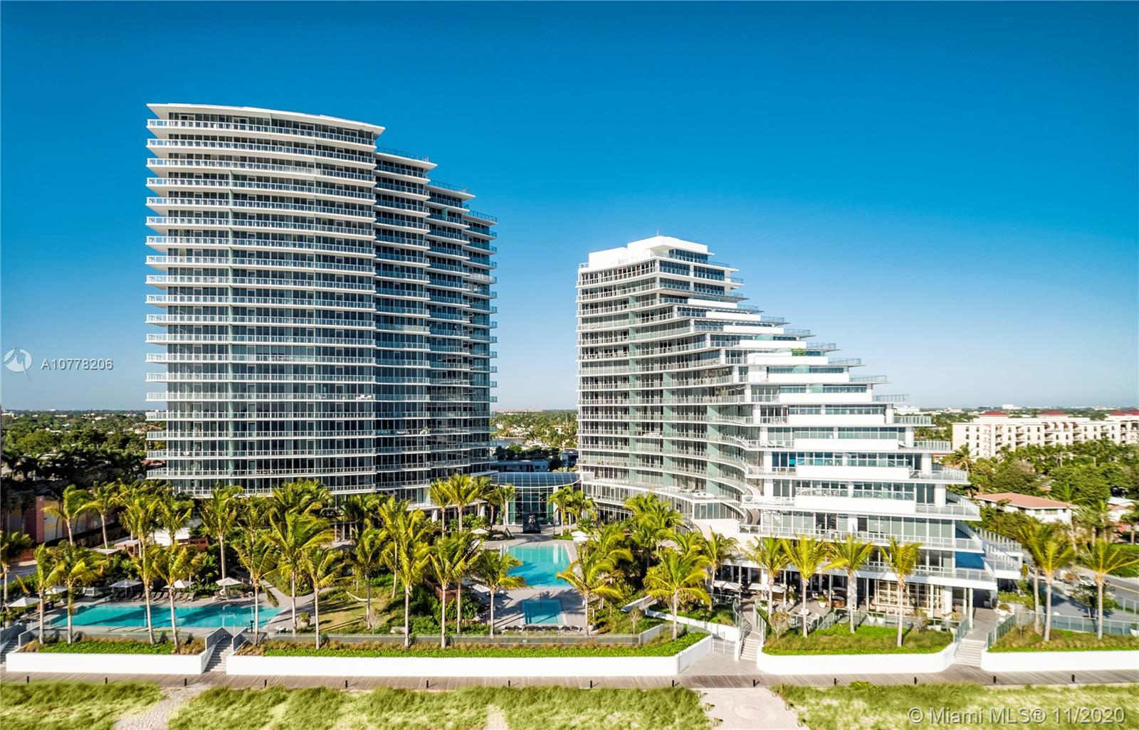 Photo of 2200 N Ocean Blvd #S1801 listing for Sale