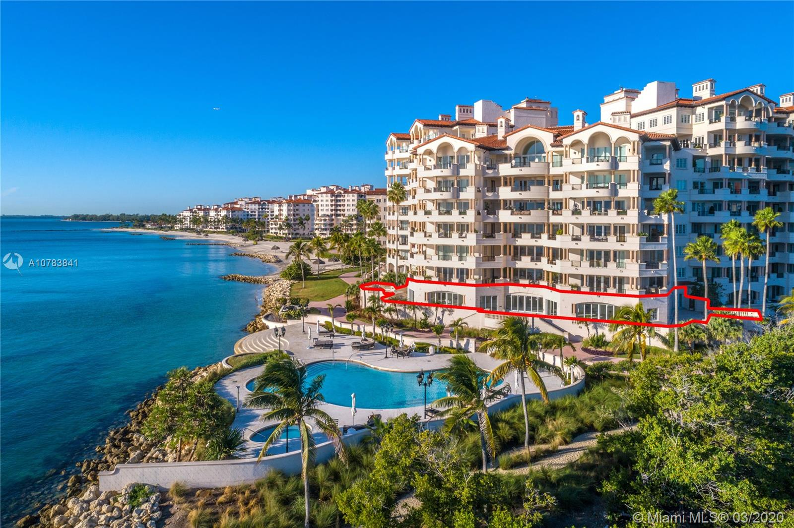 7213 Fisher Island Dr #7213 photo072