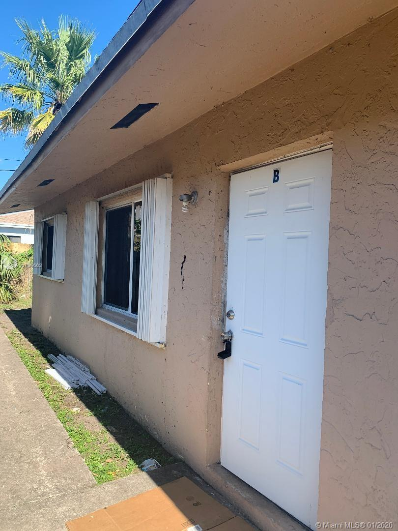 2701 NW 13th Ct # 2, Fort Lauderdale, Florida 33311, 2 Bedrooms Bedrooms, ,1 BathroomBathrooms,Residential Lease,For Rent,2701 NW 13th Ct # 2,A10784602