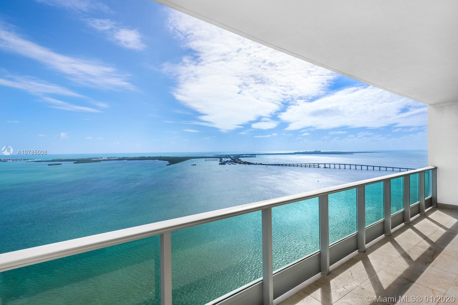Jade Residences #4305 - 1331 Brickell Bay Dr #4305, Miami, FL 33131