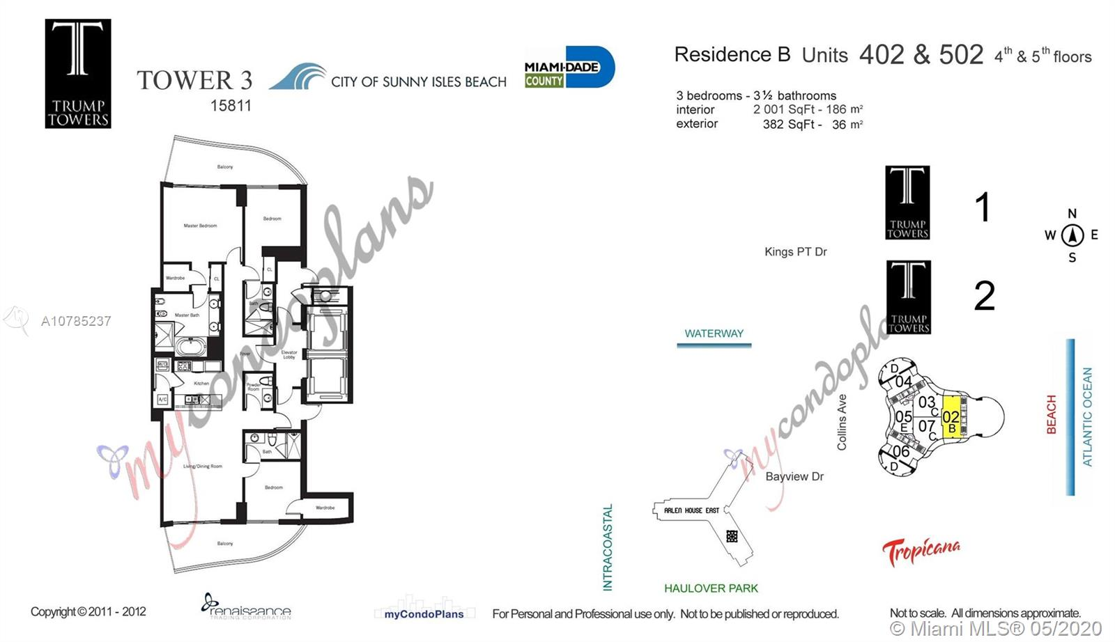 Property 15811 Collins Ave #402 image 22