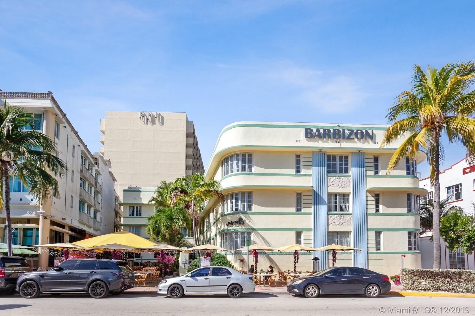530 Ocean Dr, 216 - Miami Beach, Florida
