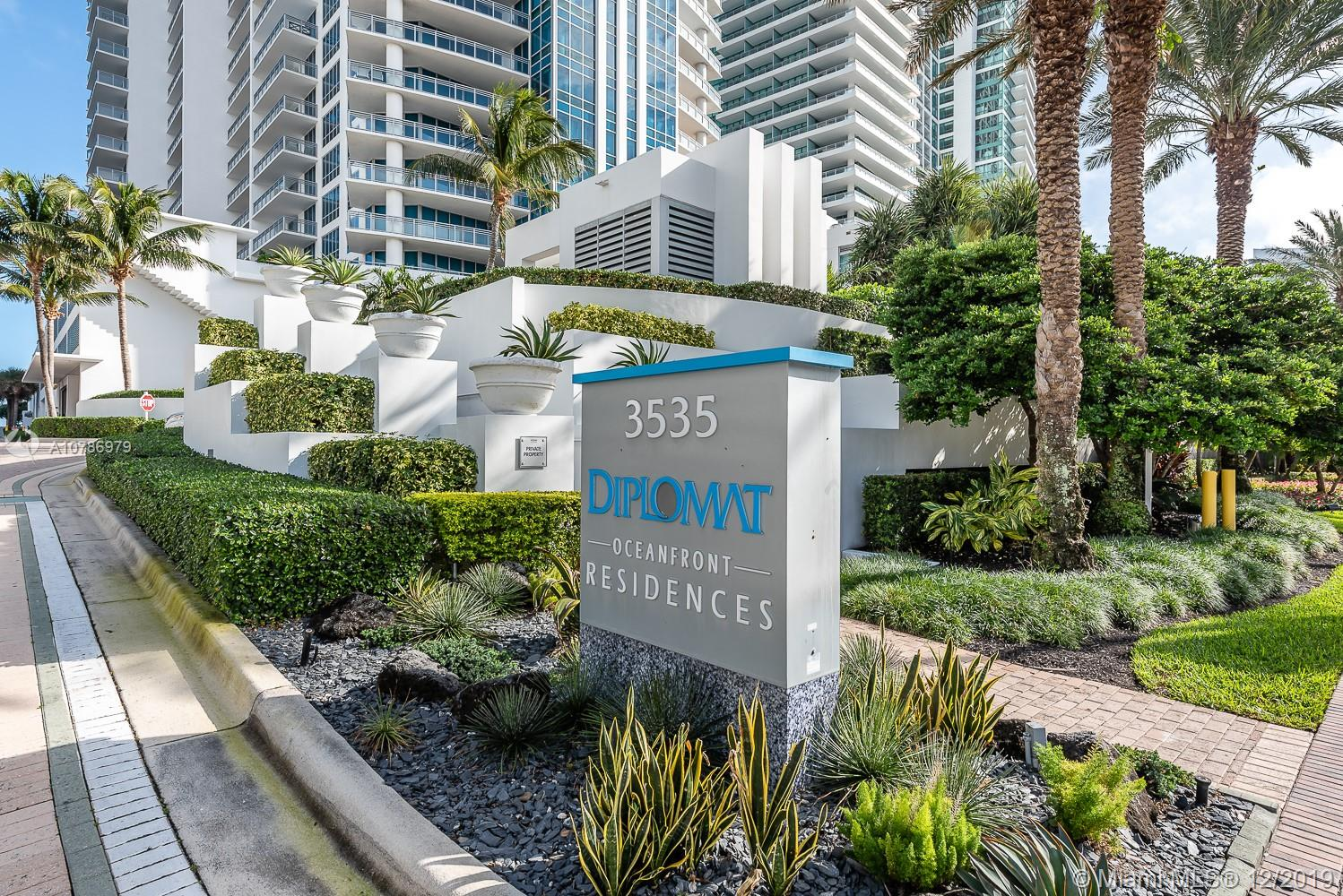Photo of 3535 S Ocean Dr #2703 listing for Sale