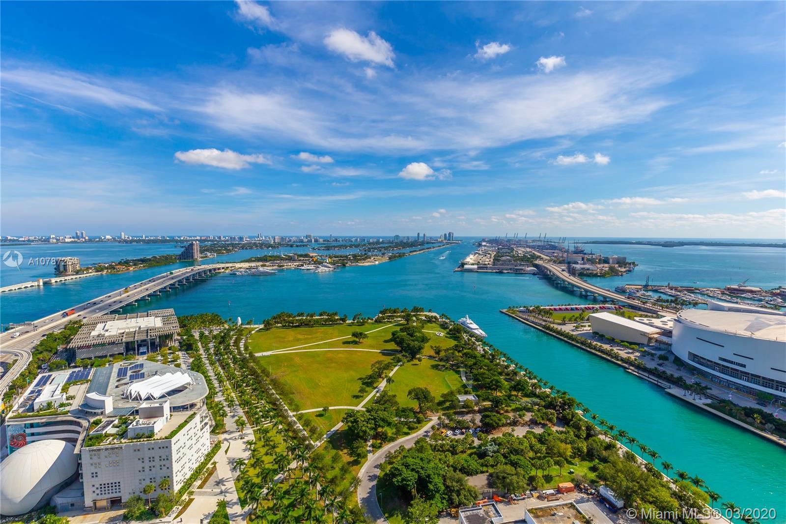 1000 Biscayne Blvd, 3302 - Miami, Florida
