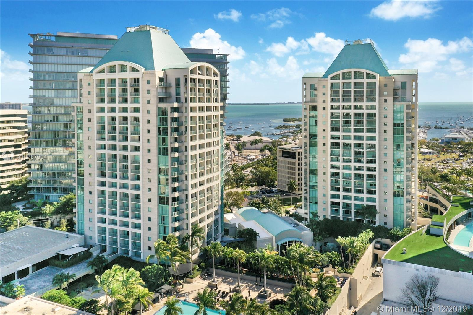 The Tower Residences #1205 - 3400 SW 27th Ave #1205, Miami, FL 33133