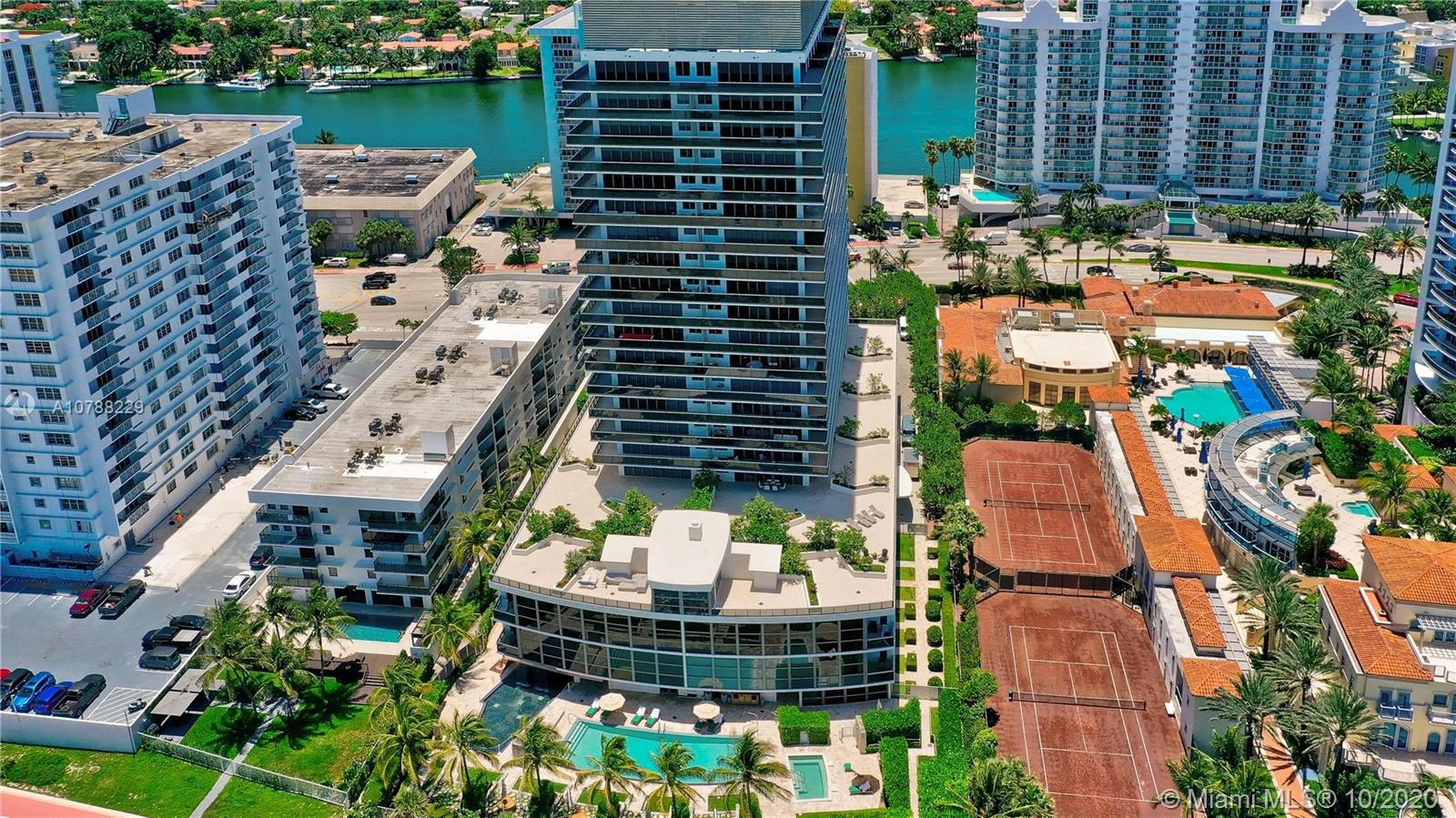 Photo of 5875 Collins Ave #1107 listing for Sale