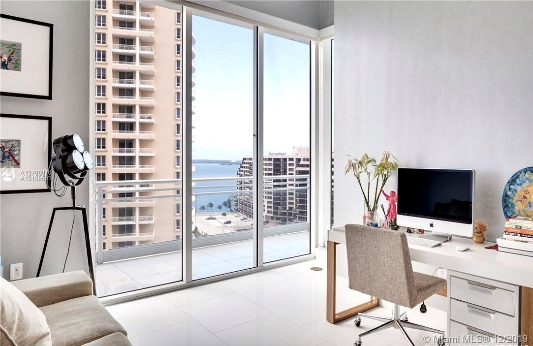Photo of 900 Brickell Key Blvd #1403 listing for Sale